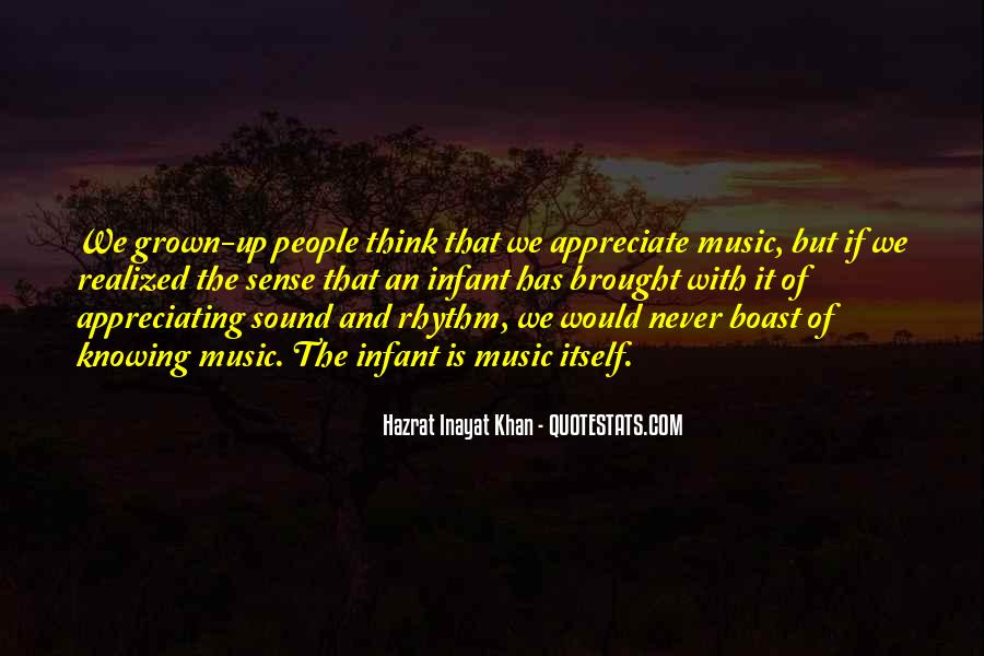 Quotes About Rhythm #38673