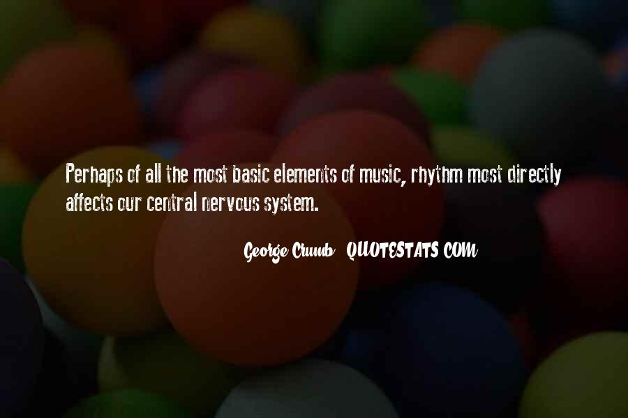 Quotes About Rhythm #49810