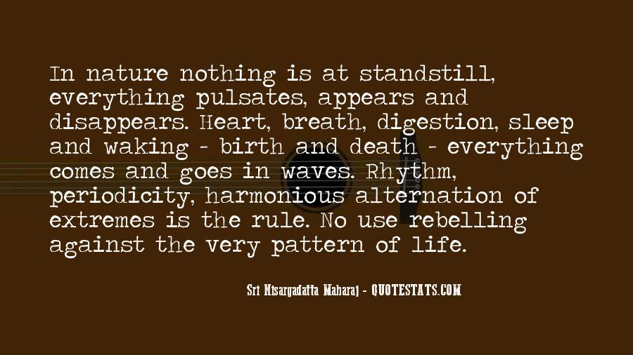 Quotes About Rhythm #50878