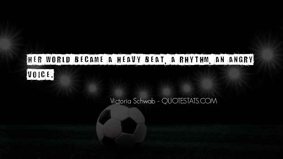 Quotes About Rhythm #67150