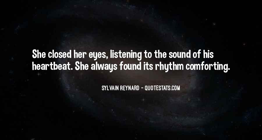 Quotes About Rhythm #83896