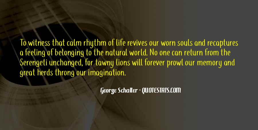 Quotes About Rhythm #92177