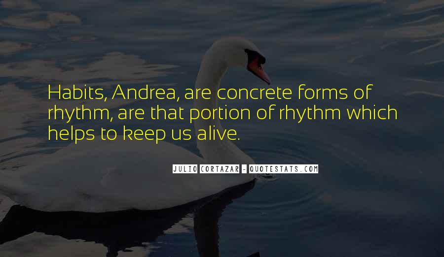 Quotes About Rhythm #96107