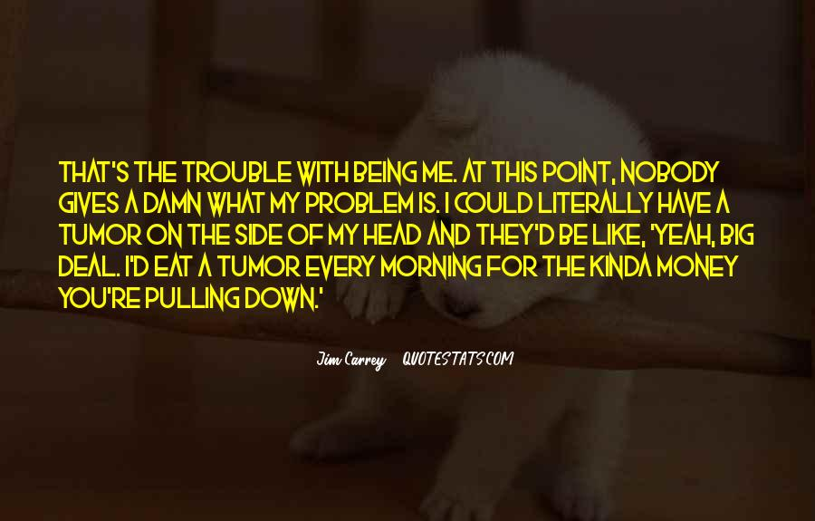 Pulling Me Down Quotes #1398513