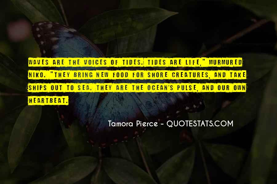 Pulse Of Life Quotes #1632000