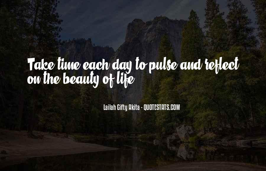 Pulse Of Life Quotes #939569