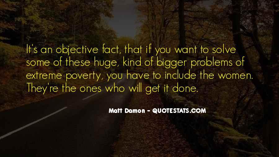 Quotes About Matt Damon #1080672