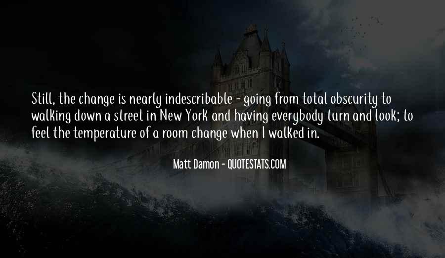 Quotes About Matt Damon #1157883