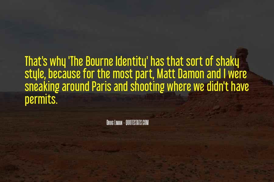 Quotes About Matt Damon #1172274