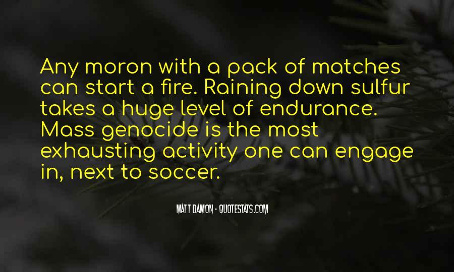 Quotes About Matt Damon #471820
