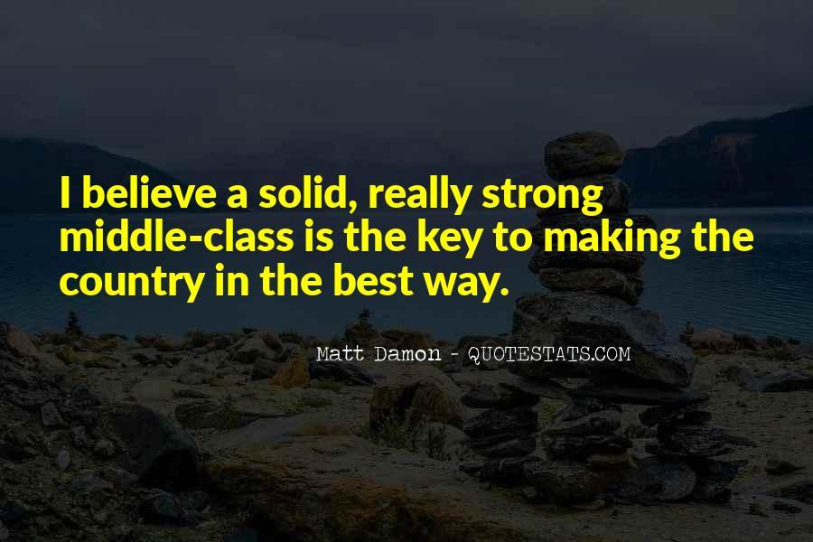 Quotes About Matt Damon #495824