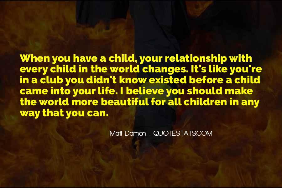 Quotes About Matt Damon #562036