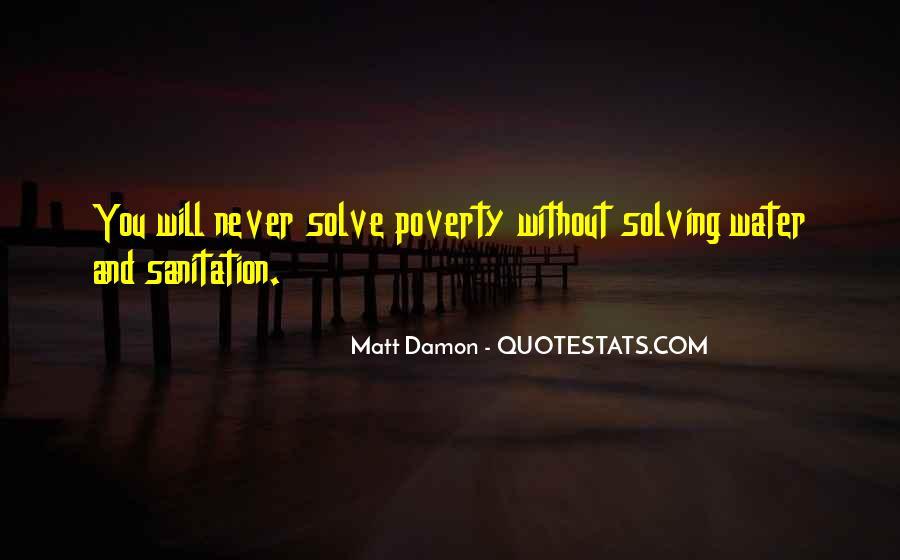 Quotes About Matt Damon #565470