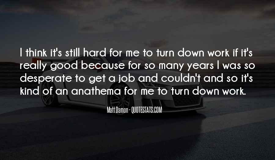 Quotes About Matt Damon #810853