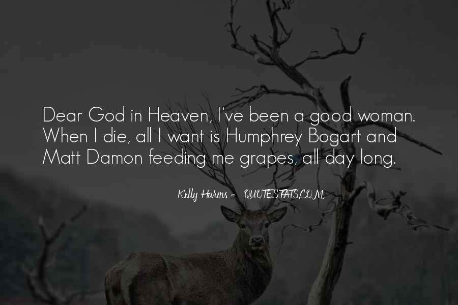 Quotes About Matt Damon #943807