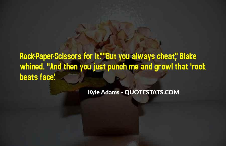 Punch You Face Quotes #1056363