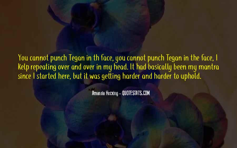 Punch You Face Quotes #1457151