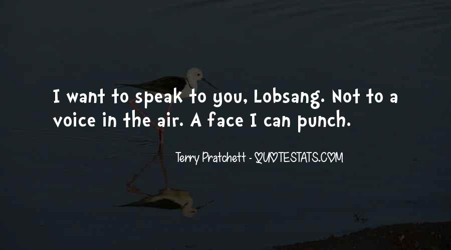 Punch You Face Quotes #563974