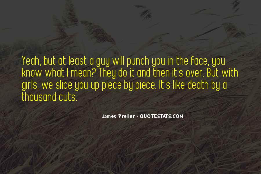 Punch You Face Quotes #841291