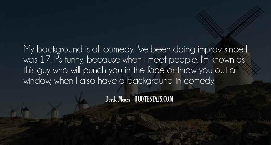 Punch You Face Quotes #926700