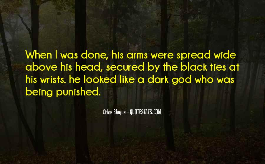 Punished By God Quotes #1709587