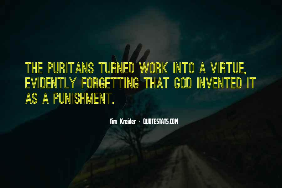 Punishment From God Quotes #394242