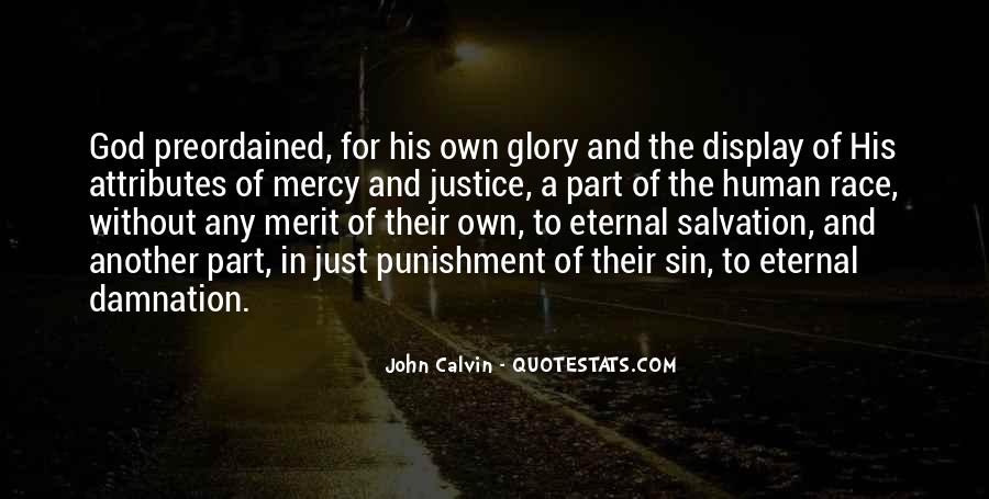 Punishment From God Quotes #624607