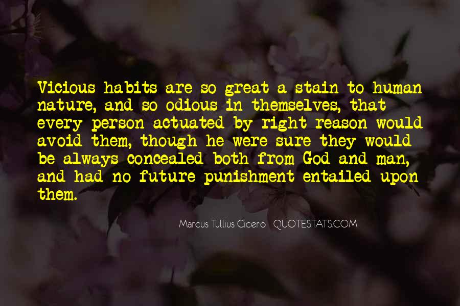 Punishment From God Quotes #902538