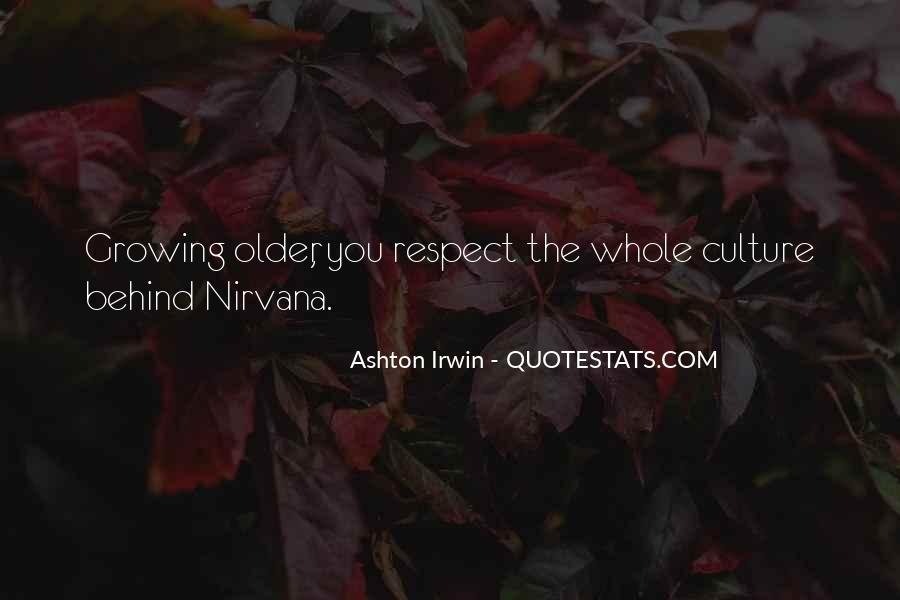 Quotes About Ashton Irwin #1489906