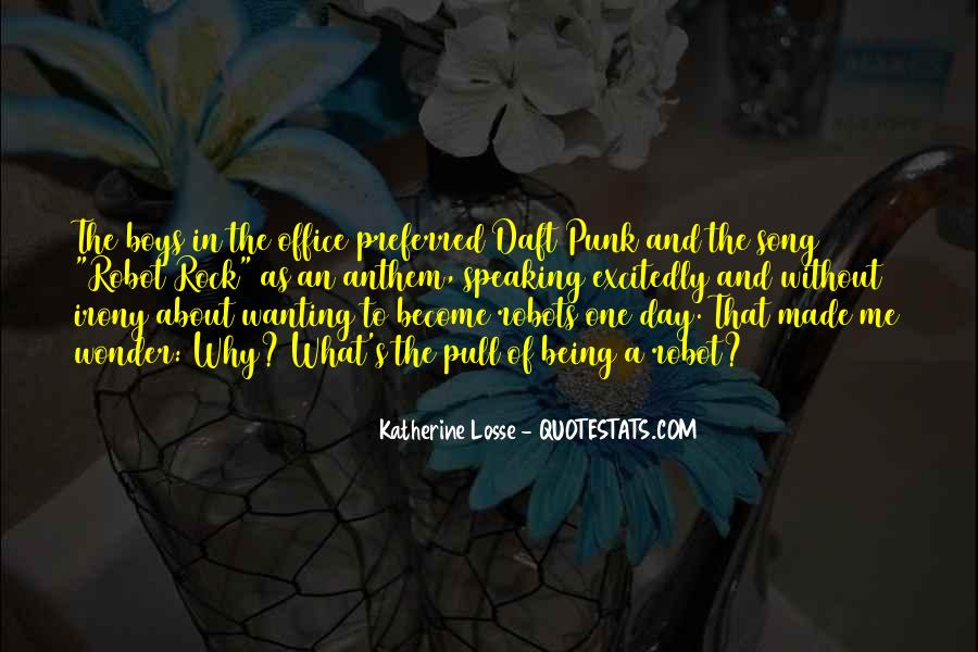 Punk Rock Song Quotes #579728