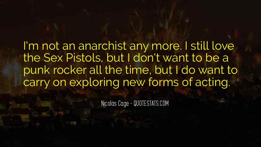 Punk Rocker Quotes #1184469