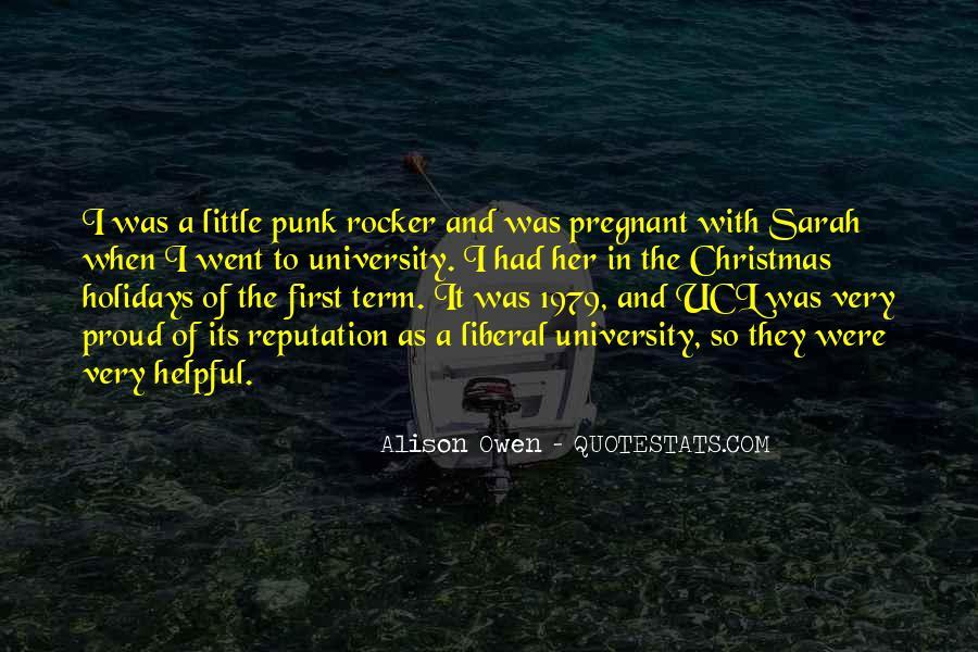 Punk Rocker Quotes #1652241