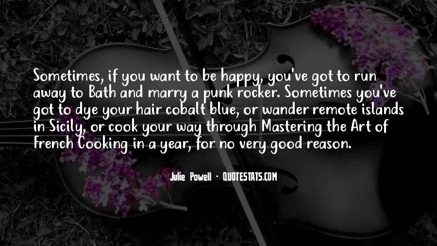 Punk Rocker Quotes #1734008