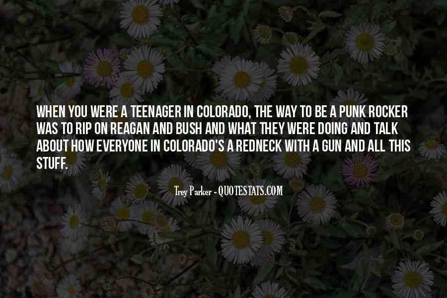 Punk Rocker Quotes #284716