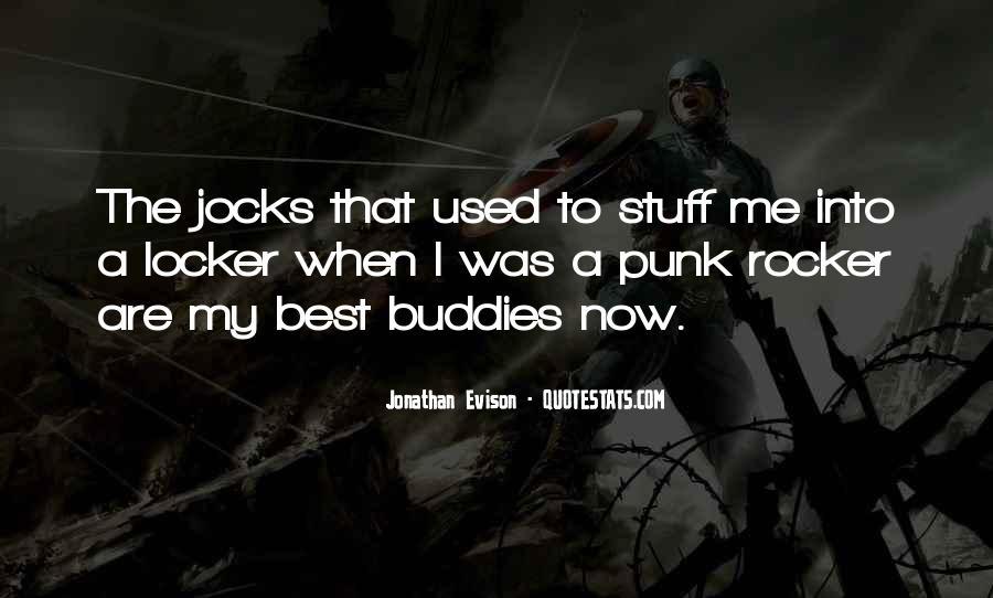 Punk Rocker Quotes #885190
