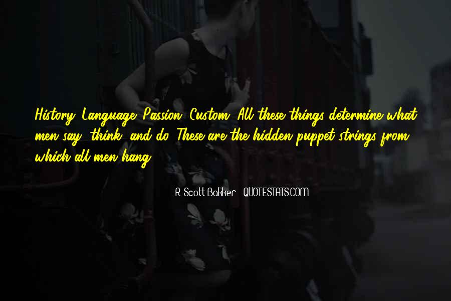 Puppet On Strings Quotes #1866252