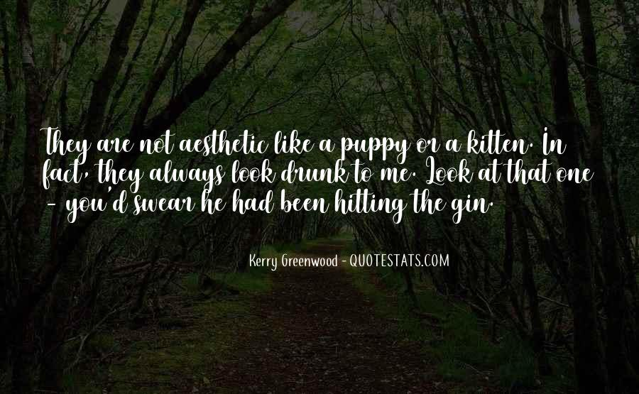 Puppy And Kitten Quotes #1484164