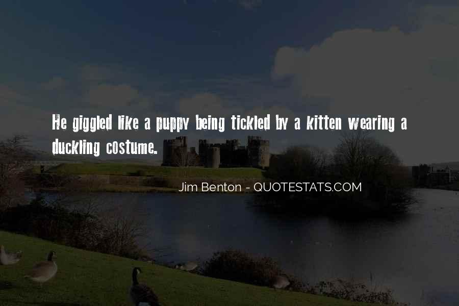 Puppy And Kitten Quotes #571860