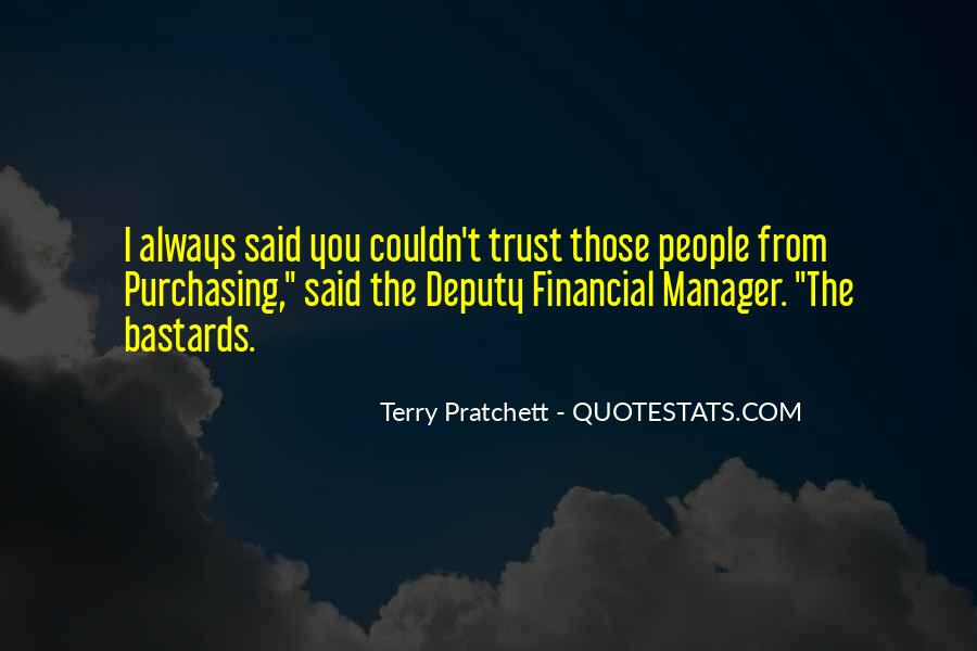 Purchasing Manager Quotes #440080