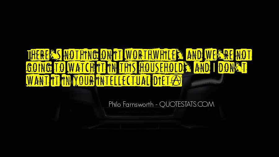 Quotes About Philo Farnsworth #725809