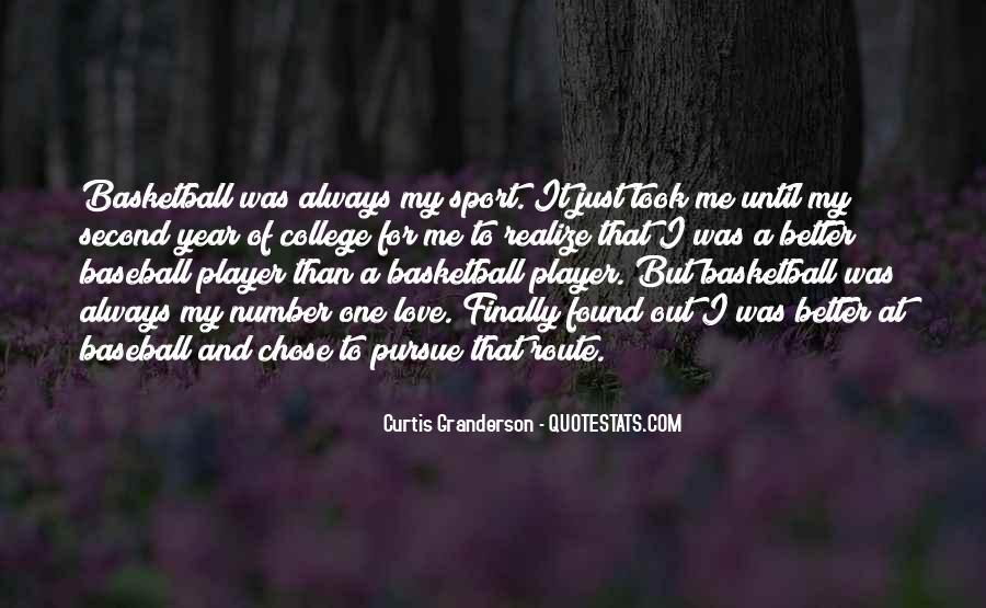 Pursue Love Quotes #1012695