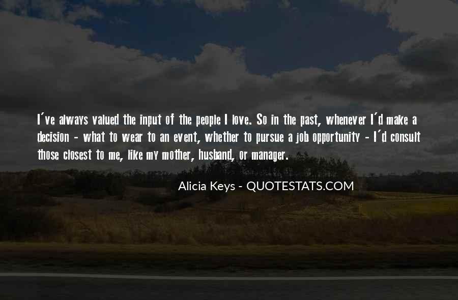 Pursue Love Quotes #1432409