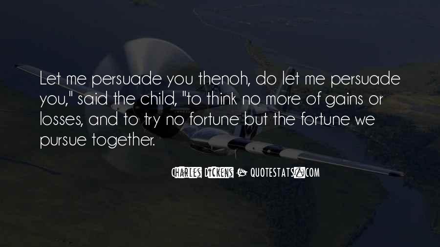 Pursue Love Quotes #24021