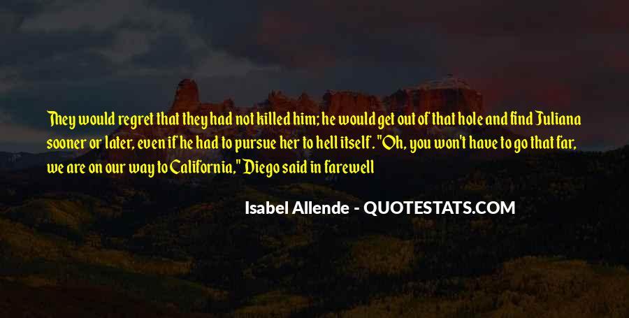 Pursue Love Quotes #265476