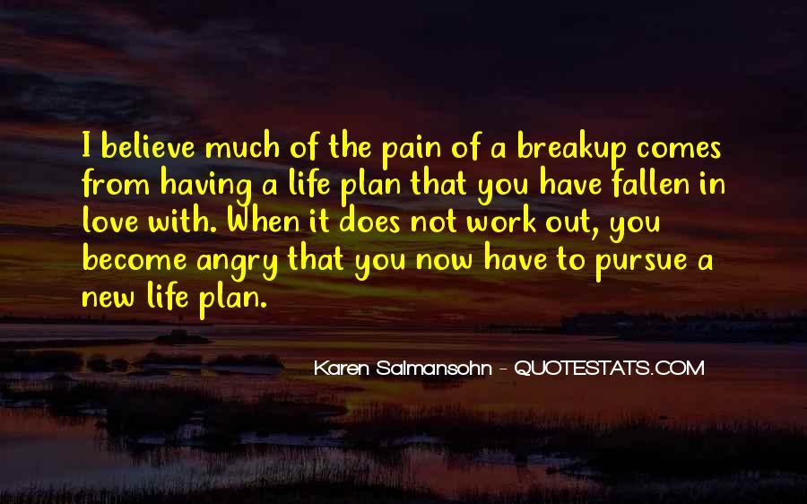 Pursue Love Quotes #634046