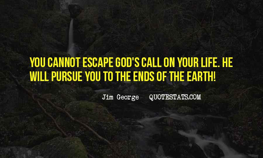 Pursue Love Quotes #811164