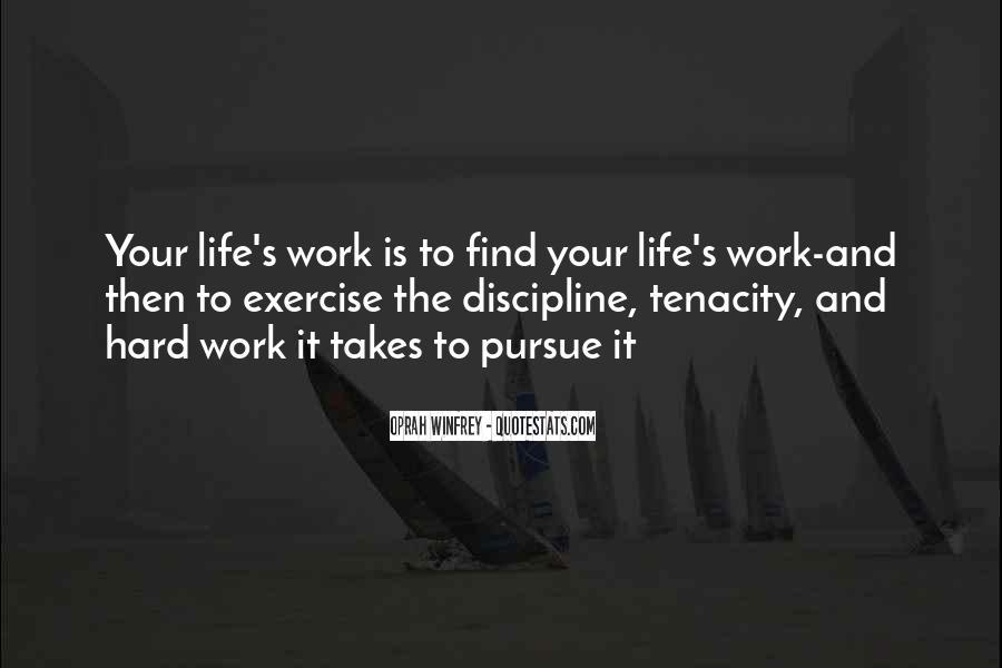 Pursue Love Quotes #869547