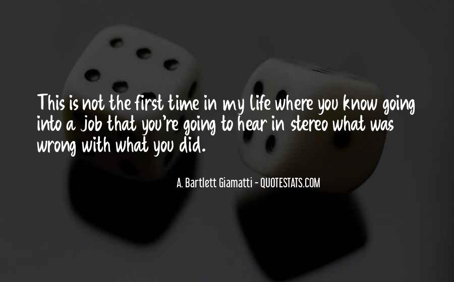 Pursued Jud Wilhite Quotes #828215