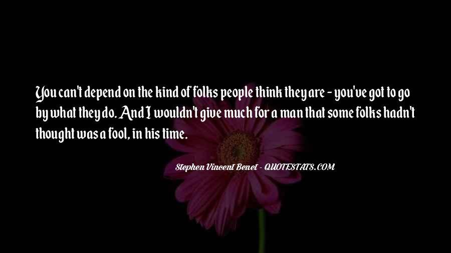 Pushing Tin Quotes #1339383