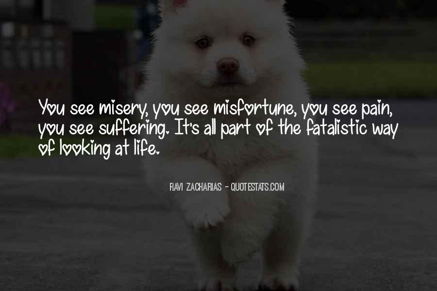 Put Out Of Misery Quotes #27603
